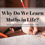 Why Should We Learn Math?