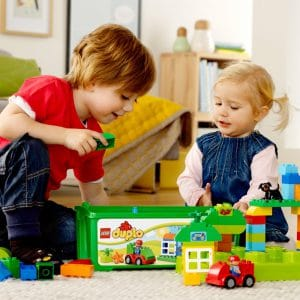 Lego Duplo kids