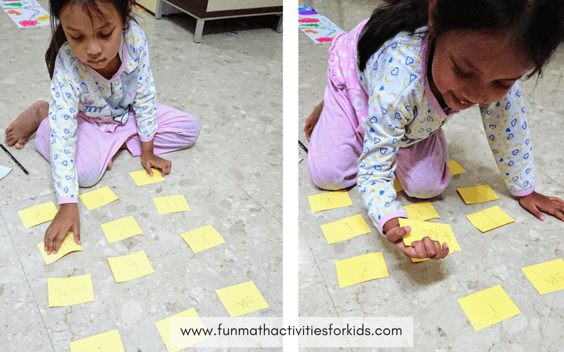 Math activities 1st grade number words-3