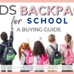 Kids backpacks for school a buying guide
