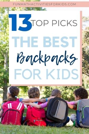 Top picks the best backpack for kids